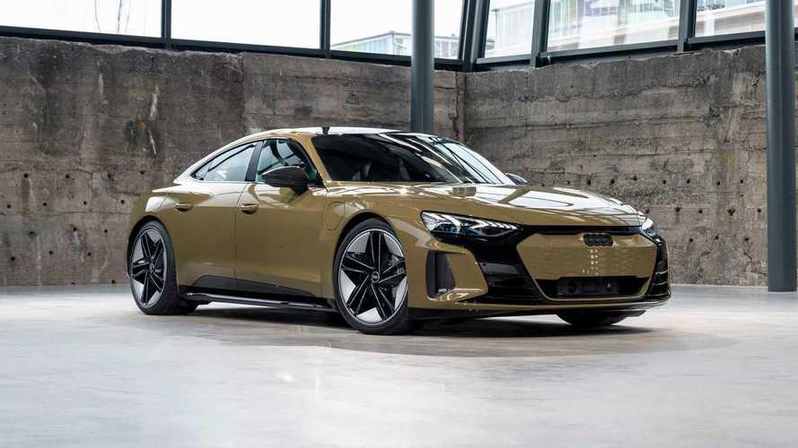 Audi e-tron GT: cattivissima elettrica da 600 CV e 500 km di autonomia