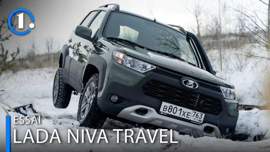 Essai Lada Niva Travel - Digne successeur ?