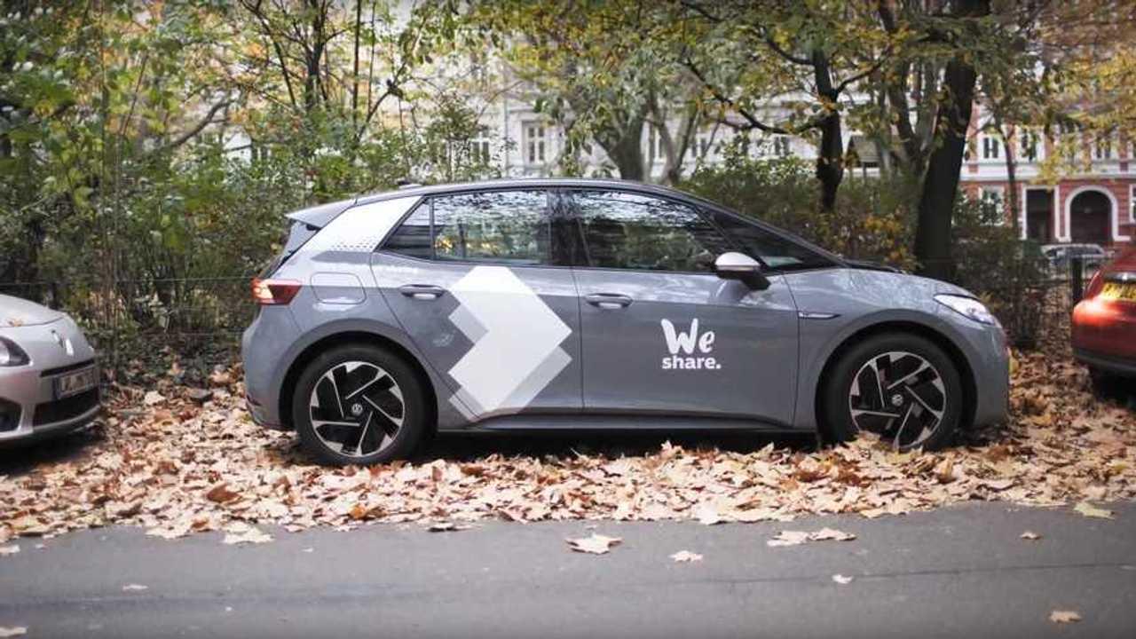 Volkswagen WeShare - ID.3