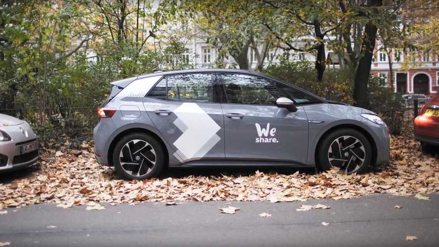 Germany: VW's WeShare Launches Electric Car Sharing In Hamburg