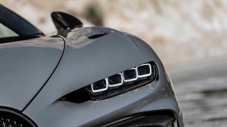 Bugatti passe sous le giron Porsche et ne sera pas cédé à Rimac