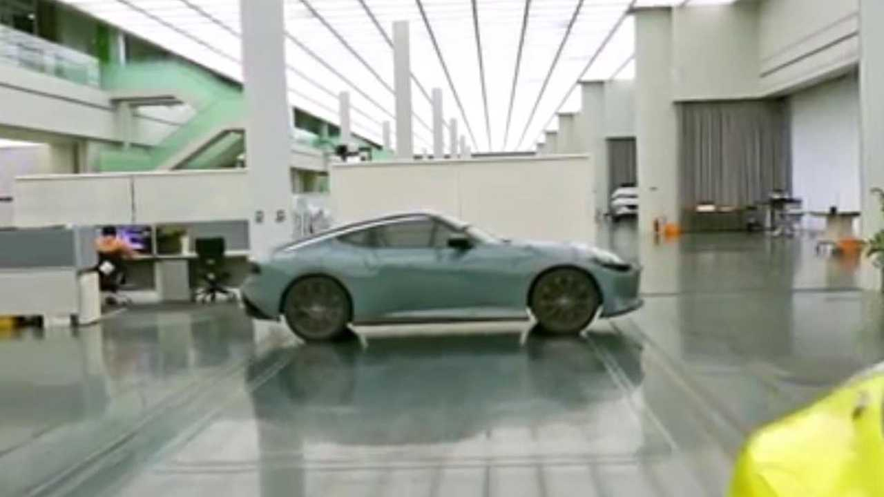 Possible Nissan 400Z Teaser