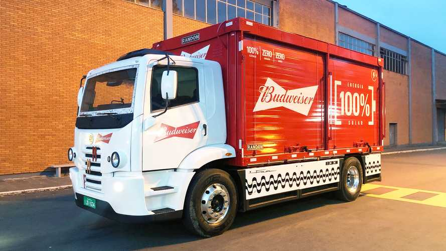 Brazil: FNM To Produce 1,000 Electric Trucks For Anheuser-Busch's Ambev