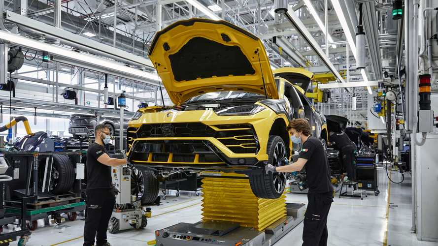 Automobili Lamborghini è Top Employer Italia 2021