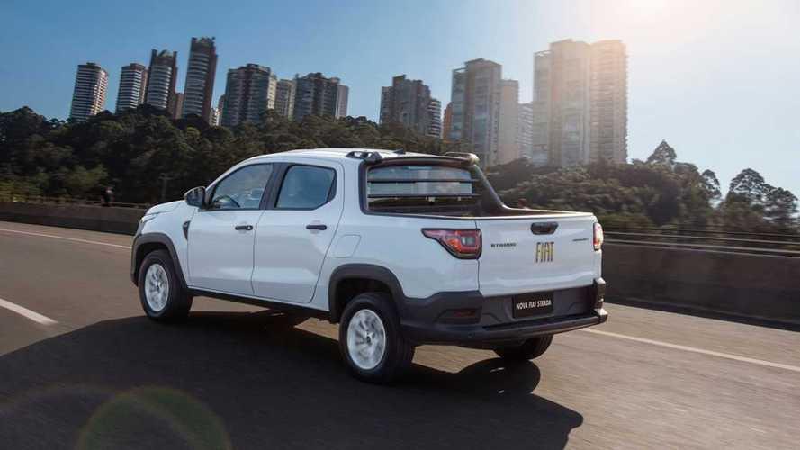 Fiat larga na frente em 2021, mas vendas começam 11,3% abaixo de 2020