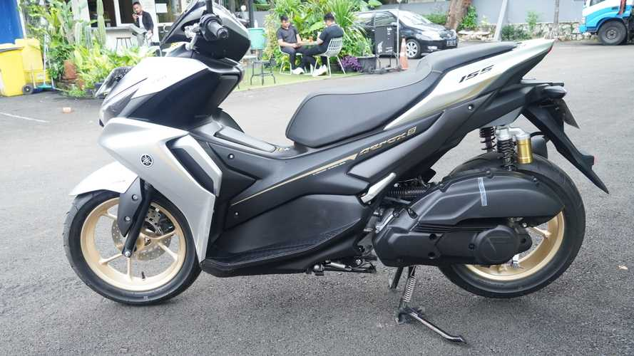 Yamaha All New Aerox 155 Connected: Era Koneksi Nirkabel