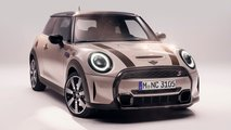 Mini (2021) Facelift: Neue Front und funky Mehrfarb-Dach