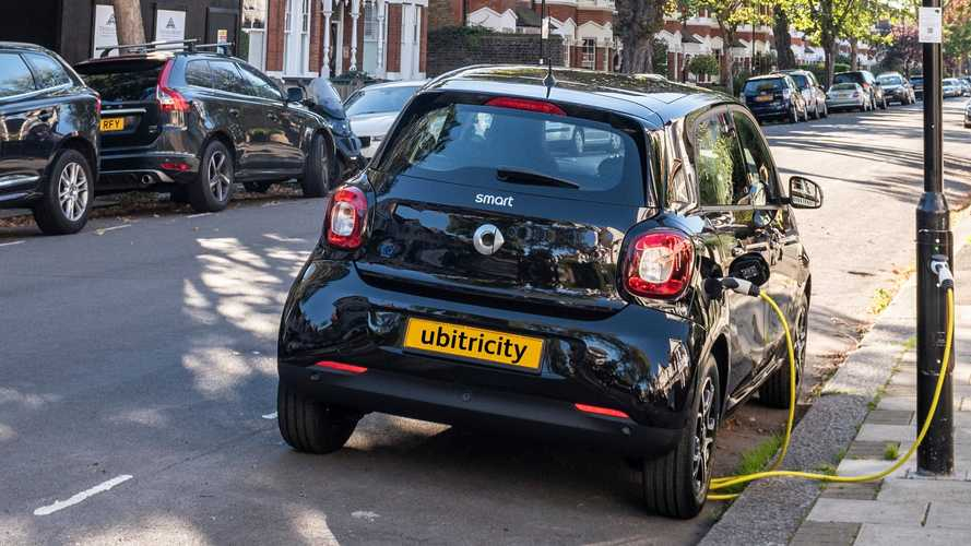 Shell to acquire Ubitricity, the UK's largest charging network