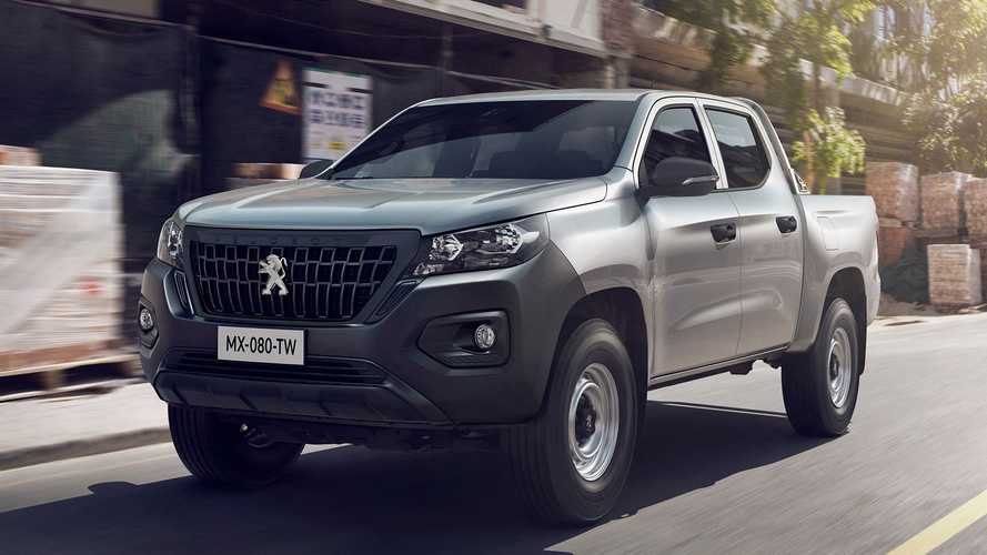 Peugeot Landtrek (2020): Pick-up mit China-Wurzeln (Update)