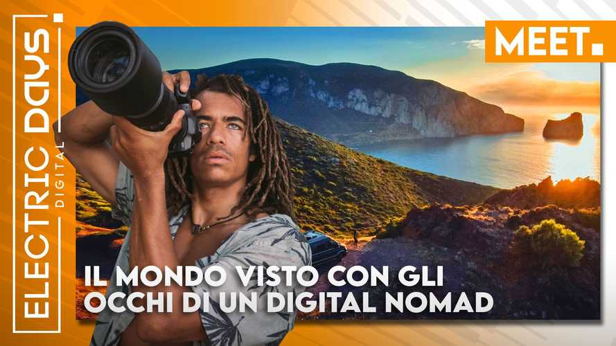 Vita da Digital Nomads: Nick Pescetto agli Electric Days 2021