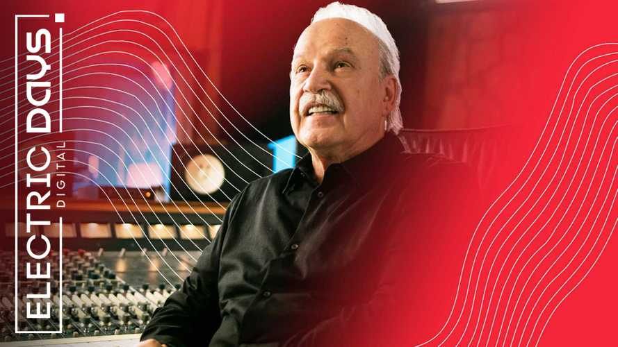 Giorgio Moroder fa il primo remix del suono di un motore elettrico
