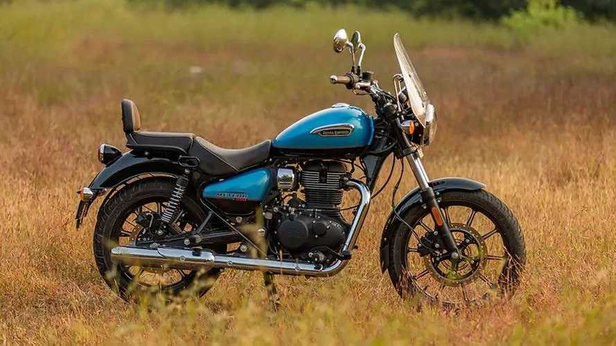 Royal Enfield Meteor Design Contest Winners' Creations To Be Built