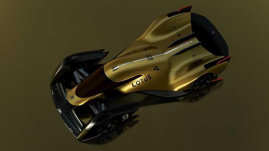 Lotus E-R9 Concept
