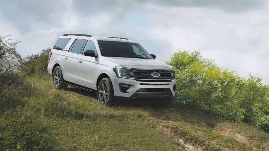 Ford Expedition XL STX 2021