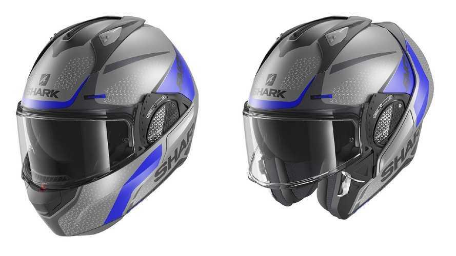 Shark Evo-GT, evoluzione del casco modulare GT