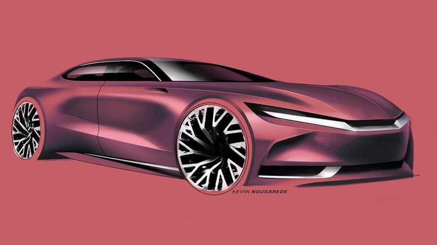 GM Lead Exterior Designer Envisions Sleek Sedan In An SUV World