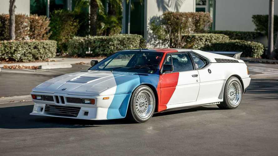 In vendita la BMW M1 di Paul Walker, tre volte speciale