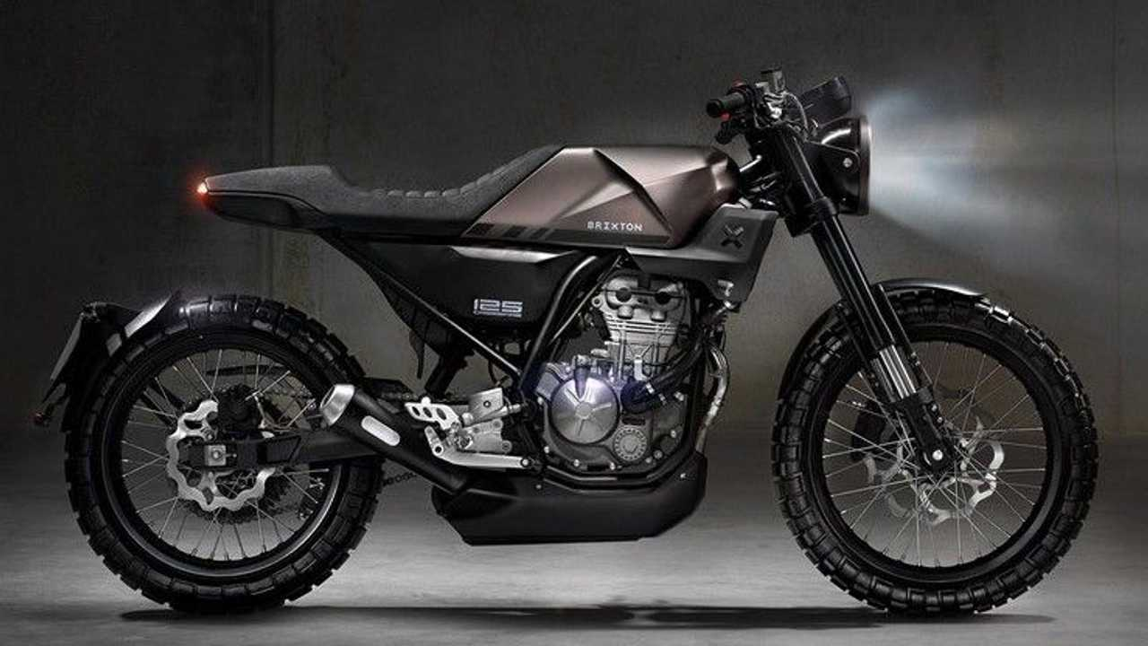 Brixton Crossfire 125 Concept - Main