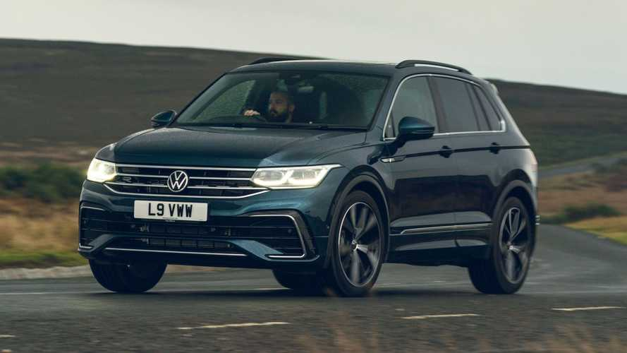 VW UK adds high-powered petrol engines to new Tiguan line-up
