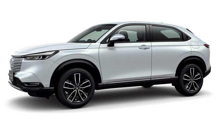 Honda HR-V (2021): Neue Generation mit Hybridantrieb