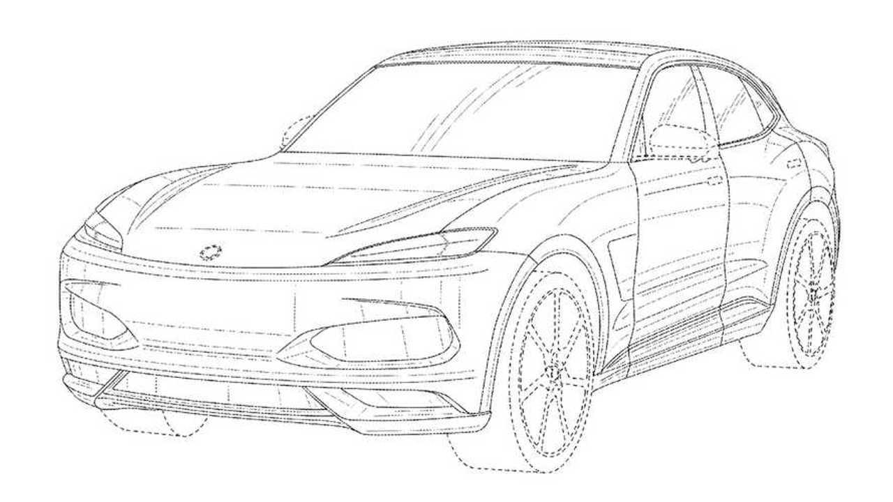 Karma SUV Patent