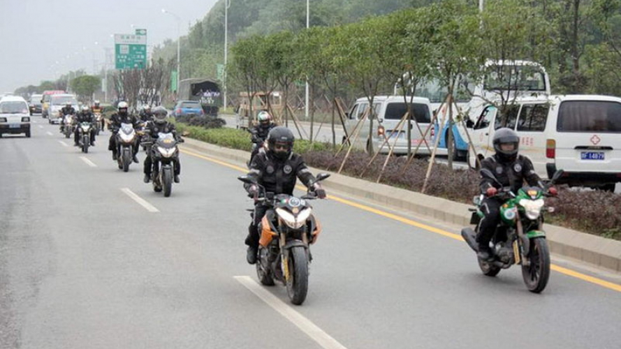 Benelli Red-Crossing China
