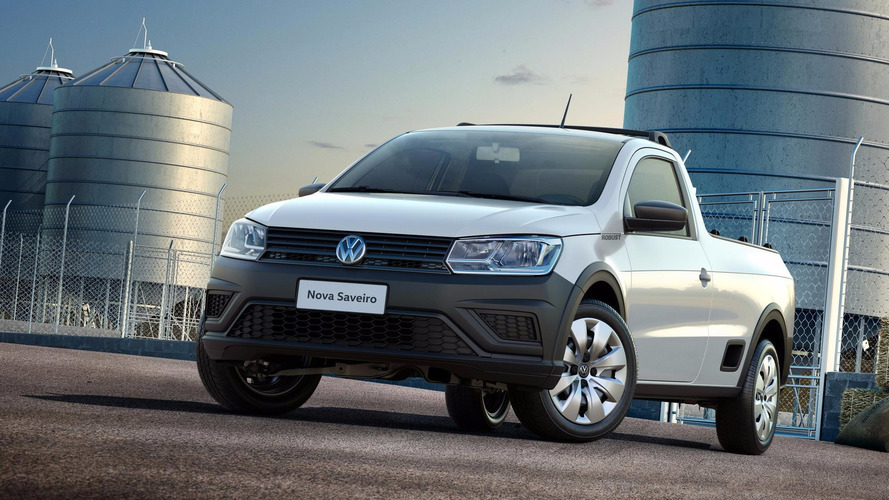 Brasileira, VW Saveiro volta a ser vendida na Costa Rica após 12 anos