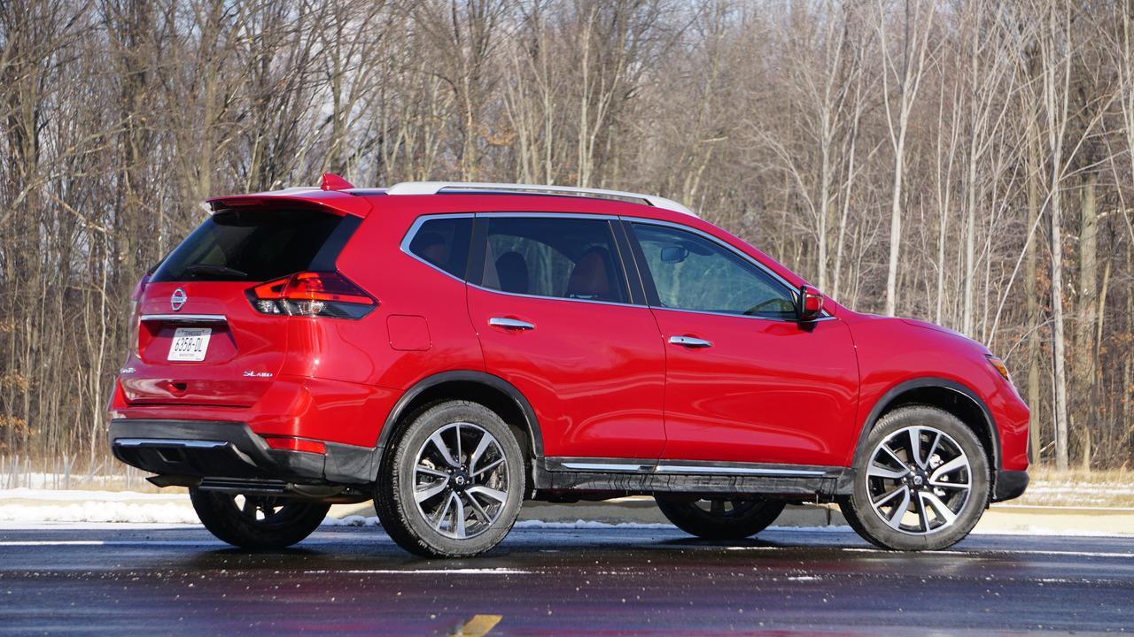 2017 Nissan Rogue: İnceleme