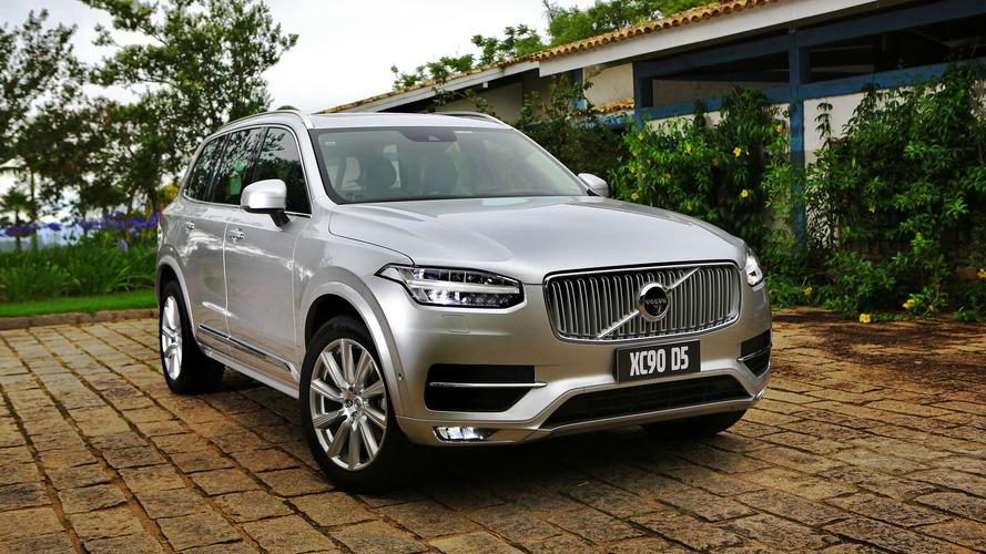 Volvo XC90 perderá opção de motor a diesel na próxima geração