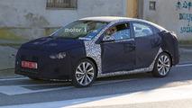 2018 Hyundai Accent casus fotoğrafları