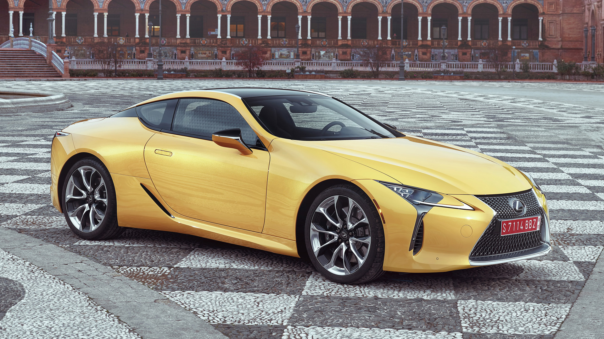 Lexus Lc Convertible Reportedly 2 Years Away Lc F Still Likely