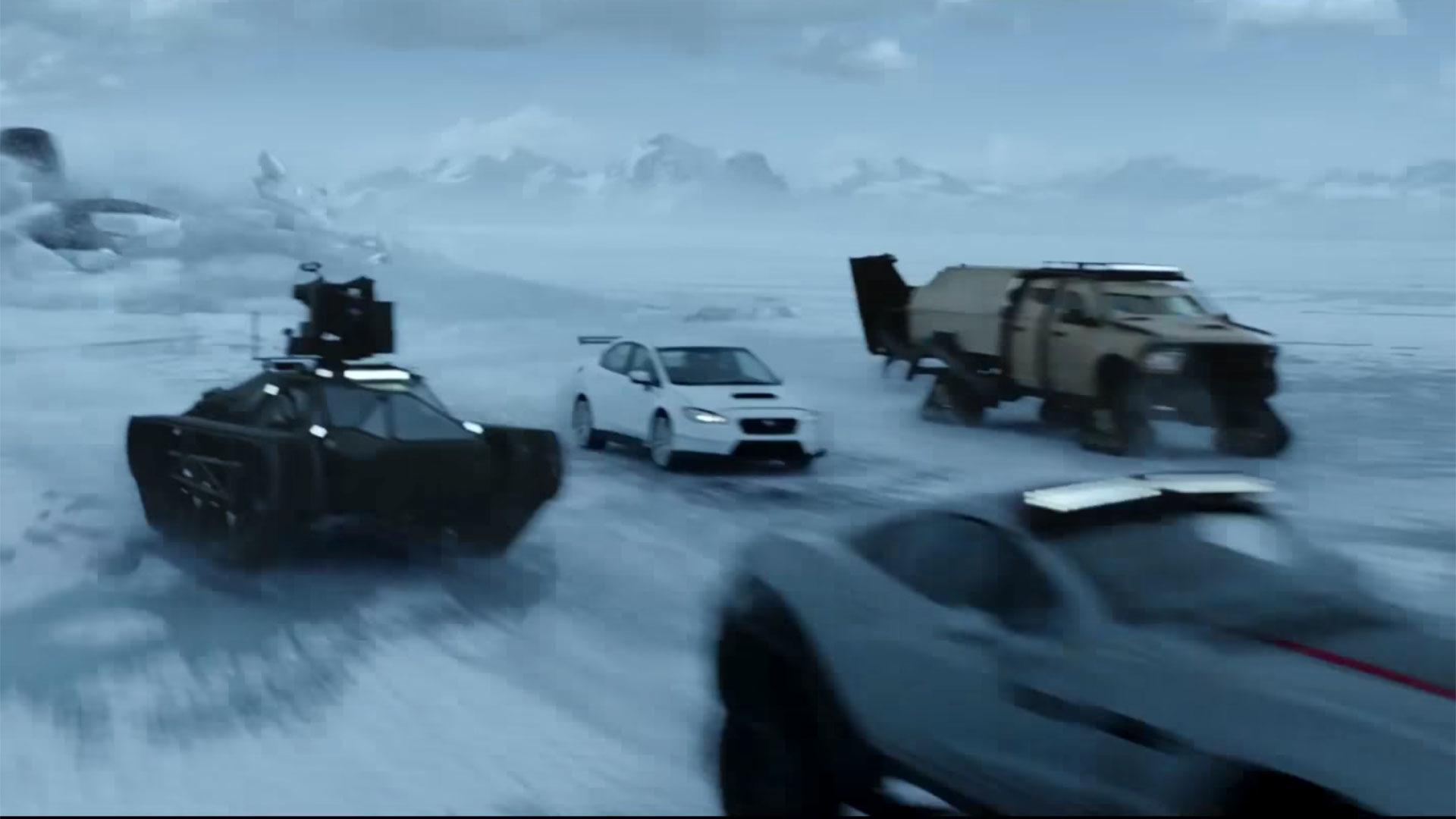 The Fate Of The Furious Movie Trailer Motor1 Com Photos