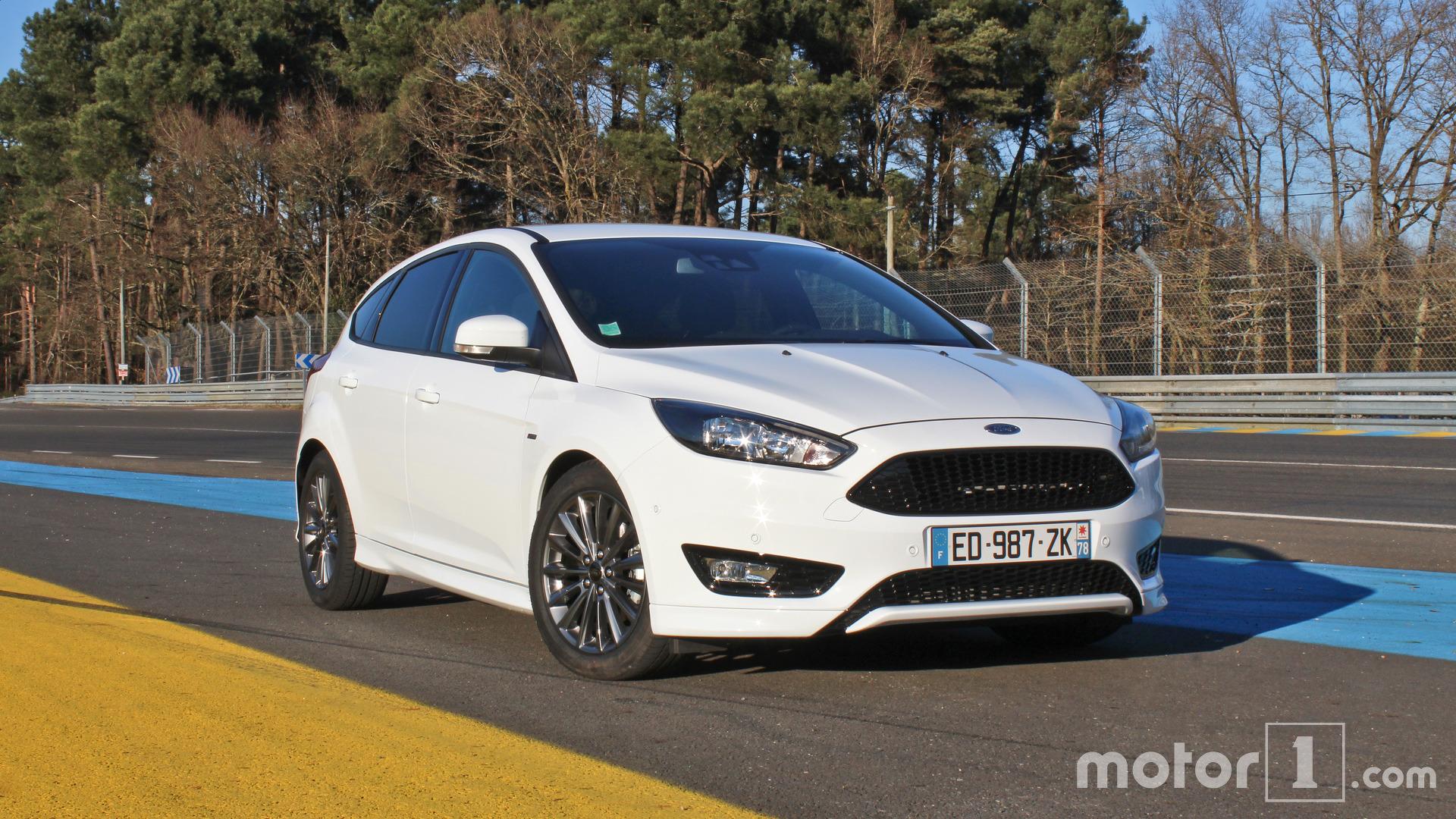 Ford focus st line 2016