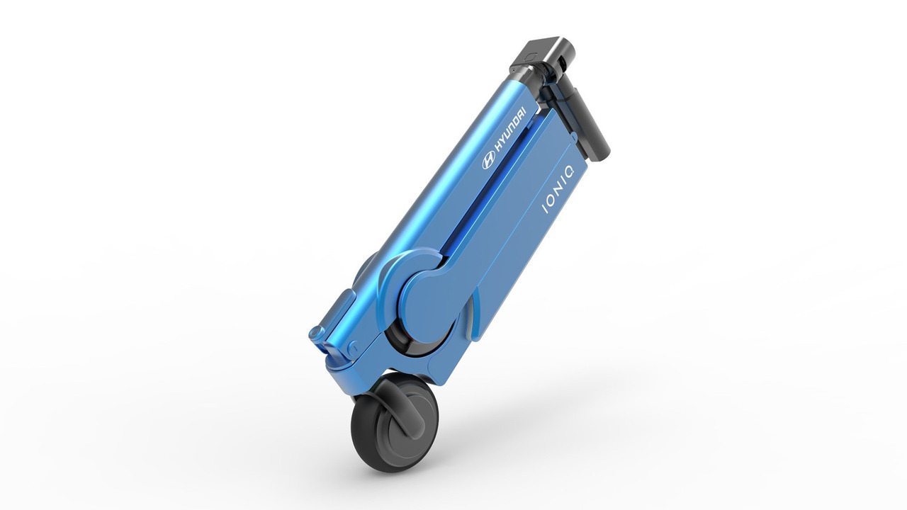 Hyundai Smart House Scooter Concepts Look To The Future
