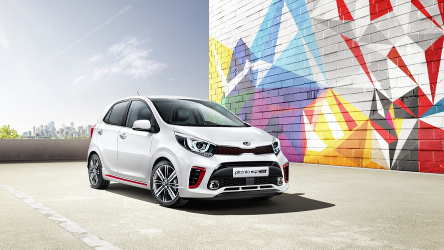 2017 Kia Picanto shows its face ahead of Geneva debut