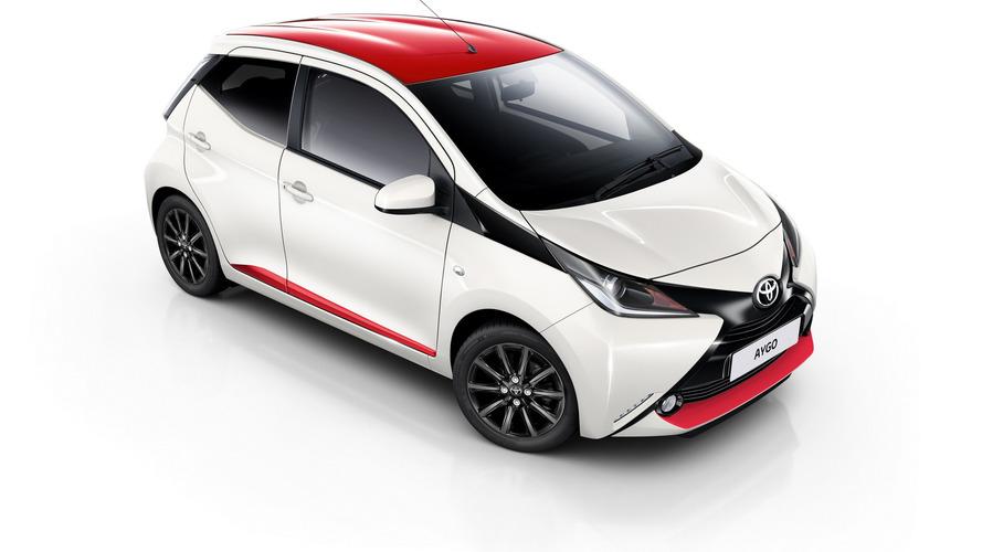 Toyota Aygo'ya iki yeni paket geldi