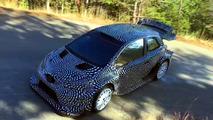 Toyota Yaris WRC Testleri