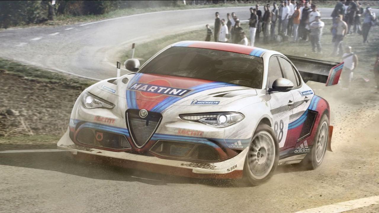 Galeria: como seriam 10 carros atuais em versões de rally