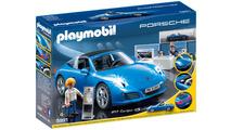 Porsche 911 Targa 4S da Playmobil