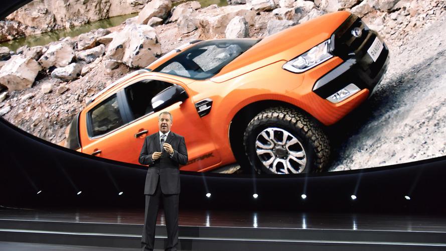 2019 Ford Ranger Announcement