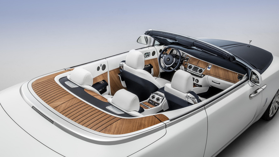2016 Rolls-Royce nautical Dawn