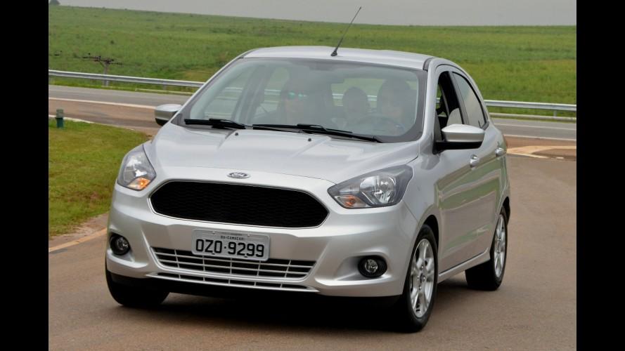 Crise: Ford fechará terceiro turno de produção na fábrica do Ka e EcoSport