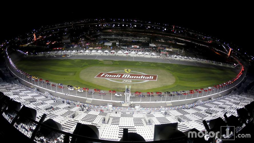 LIVE - Suivez en direct le grand show Ferrari à Daytona