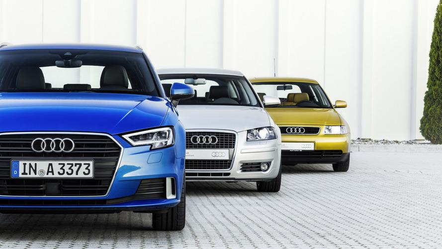Audi veut une A3 berline coupé pour contrer la Mercedes CLA