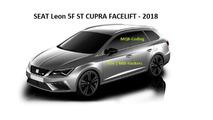 Makyajlı 2017 SEAT Leon Cupra tasarım yorumu
