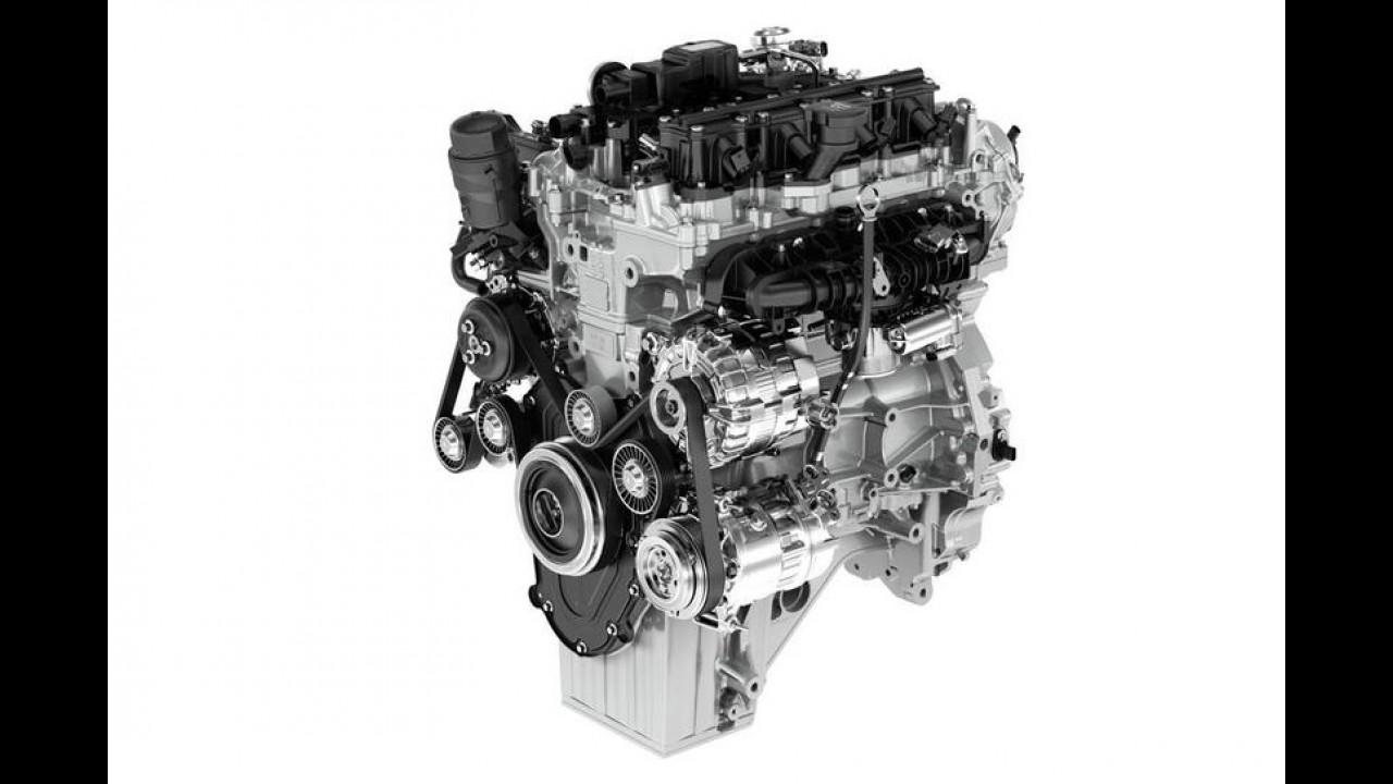 Jaguar Land Rover apresenta novos motores 4-cilindros e câmbio de dupla embreagem