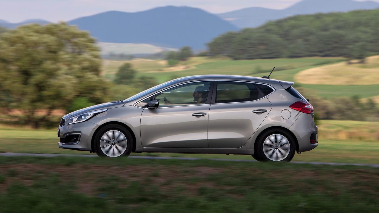 2015 Kia cee'd facelift