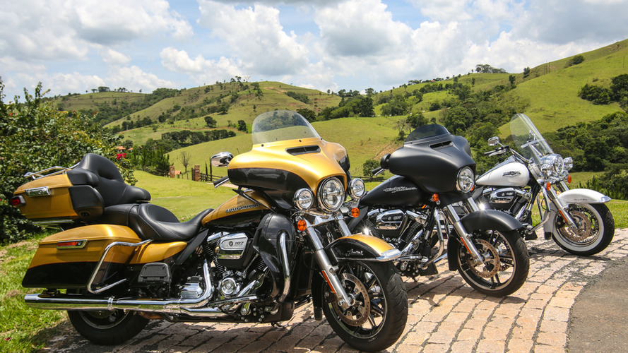 Harley-Davidson ameaça transferir parte de sua produção para fora dos EUA
