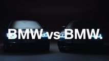 Vídeo de comparação entre os BMW Série 5 G30 e F10
