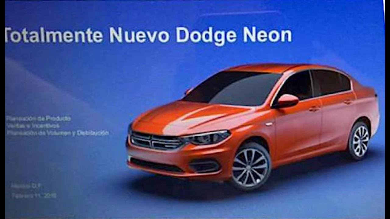 Indefinido no Brasil, Fiat Tipo será lançado no México como Dodge Neon